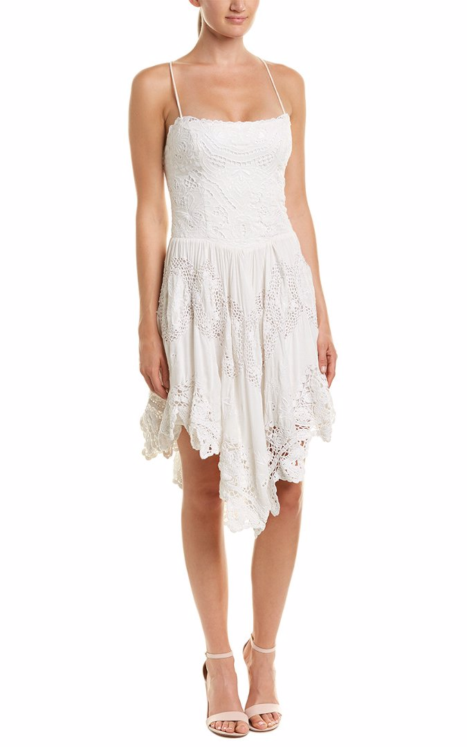 531f372d7a67 SINGSALE | Free People Love To Love You Cutwork Midi Dress