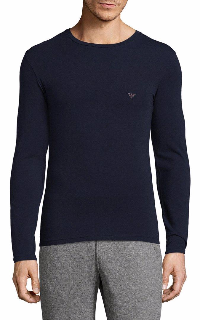 1b815cba19060 Preview with Zoom. Emporio Armani. Emporio Armani Underwear Crewneck T-Shirt