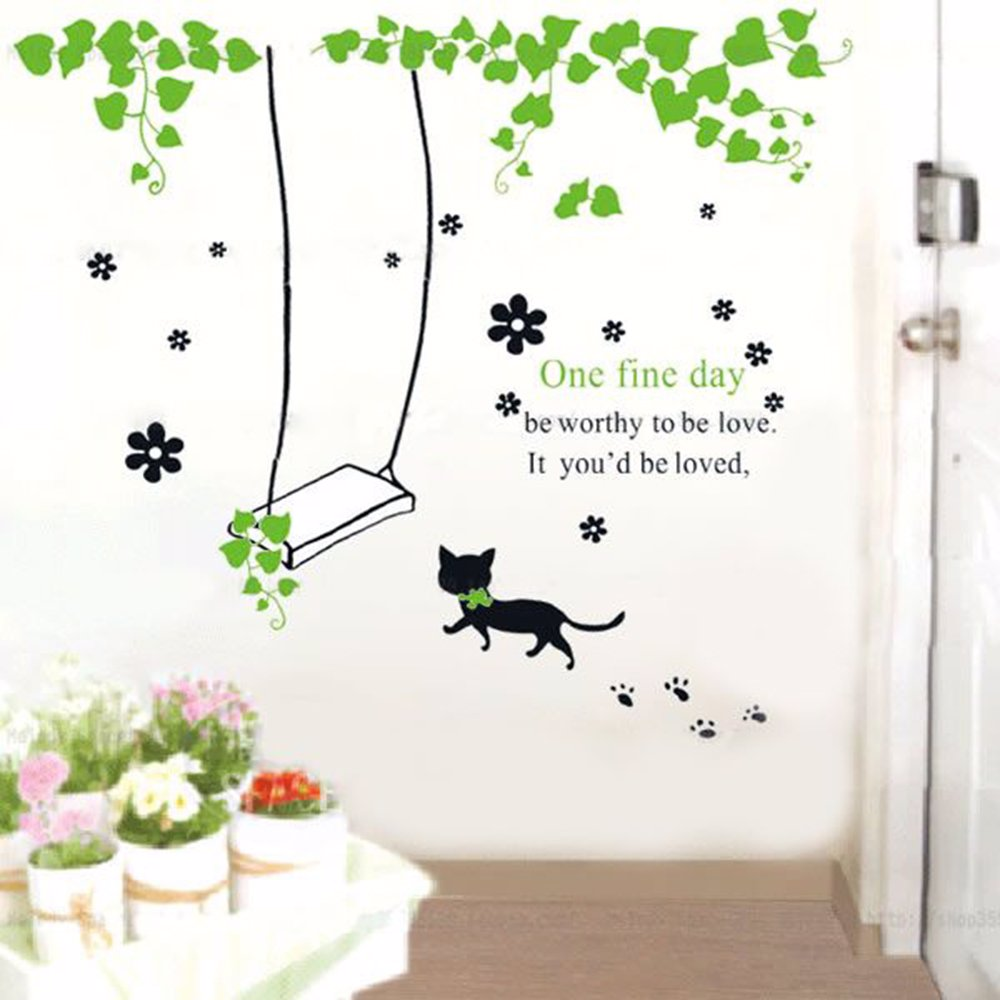 Best Selling Removable Wall Stickers One Fine Day Wallpaper Sticker 42 Preview With Zoom