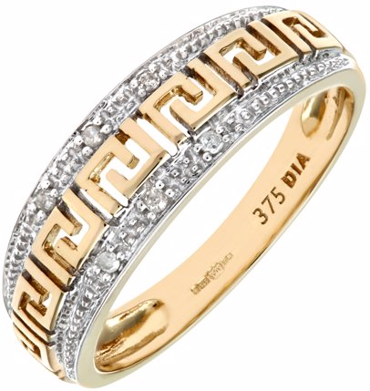 a054b6b5d0 BuyInvite | Rinani 9ct Yellow Gold Diamond Ladies Dress Ring