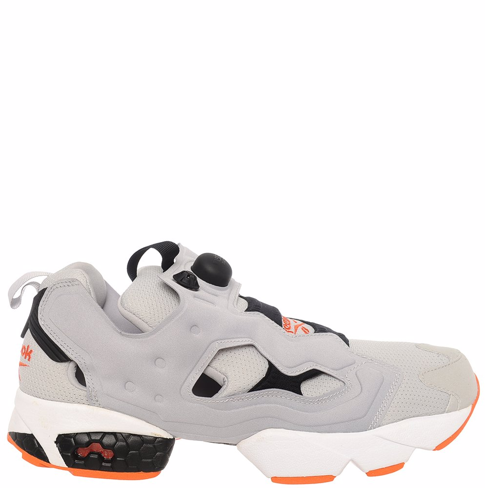 This product is not available. Preview with Zoom. Reebok. Mens Instapump  Fury Og-Steel Black Swag Orange White 327938a5421