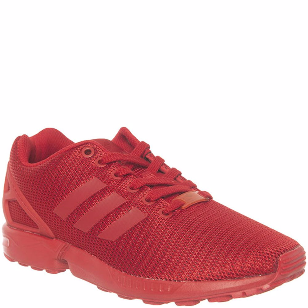 new arrival a7152 3c58c BuyInvite   Adidas Originals Zx Flux Sneakers Red