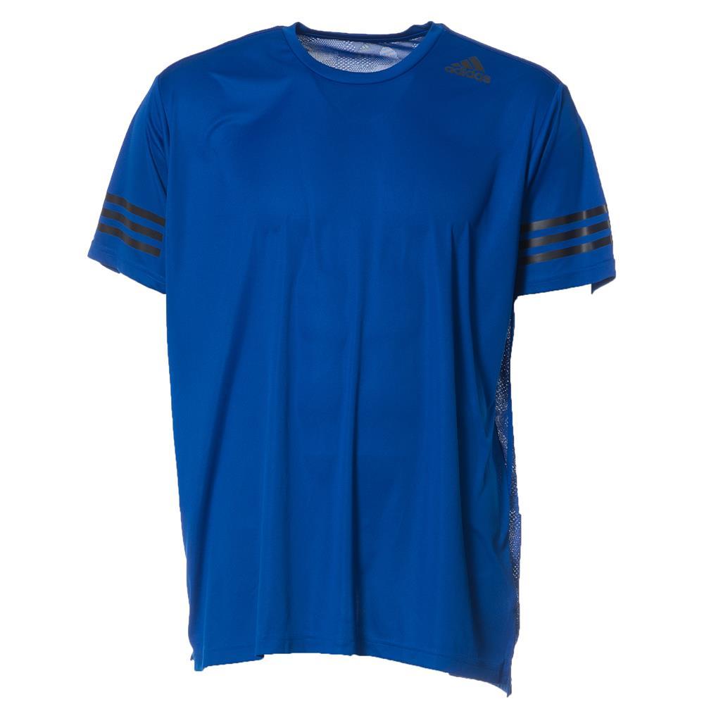 ADIDAS T Shirt Climacool Herren, blau, Größe: S