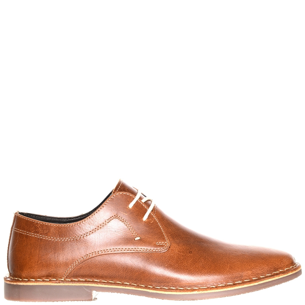 Red Tape Tan Yuma Leather Formal Shoes