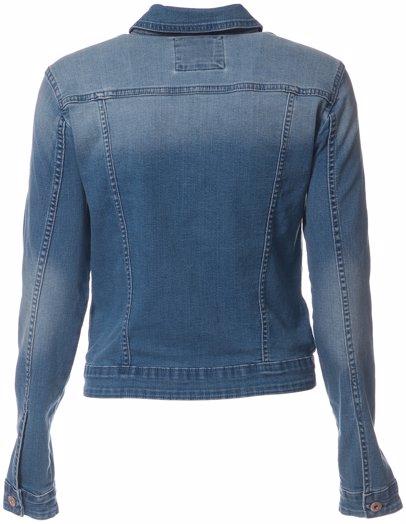 8a63dd9595e9 BuyInvite | David Jones Jacket Medium Blue