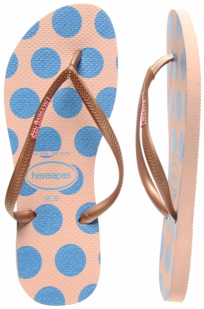 5a1dbfafe This product is not available. Preview with Zoom. Havaianas. Ballet Rose  Slim Retro Thongs