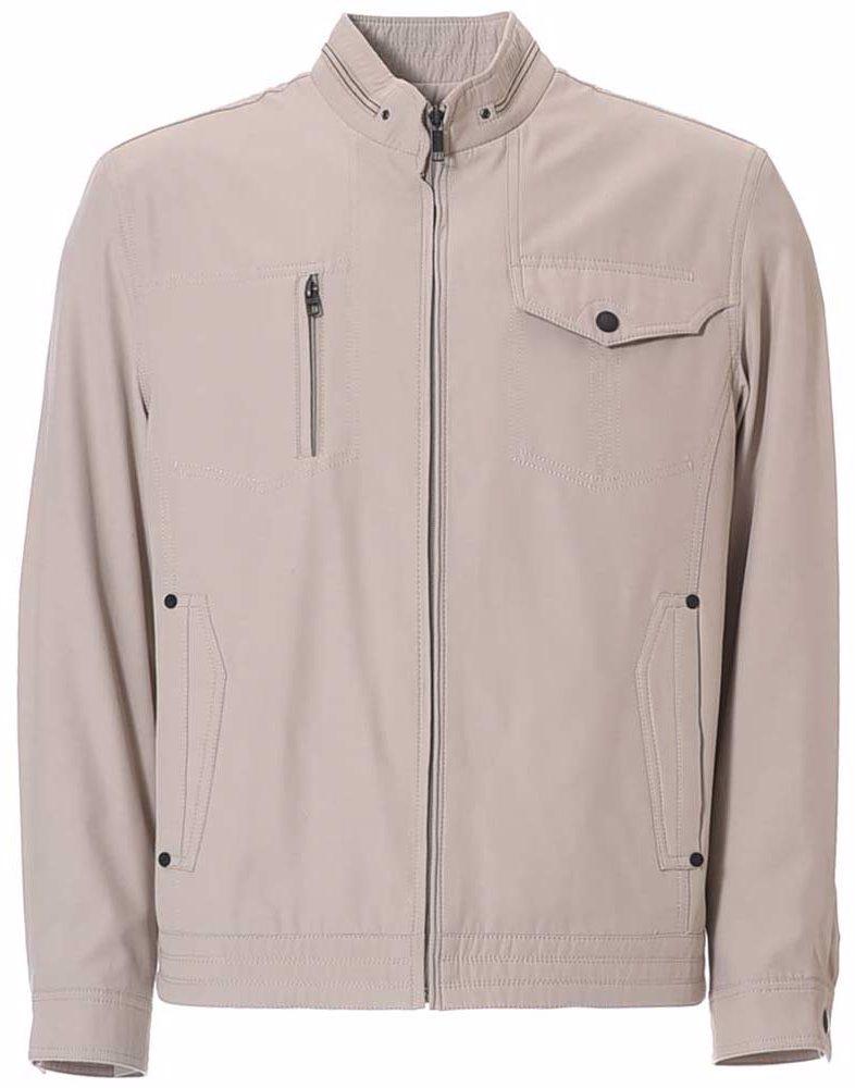 in stock b8c59 3c23b Eric Sand Zip up Jacket