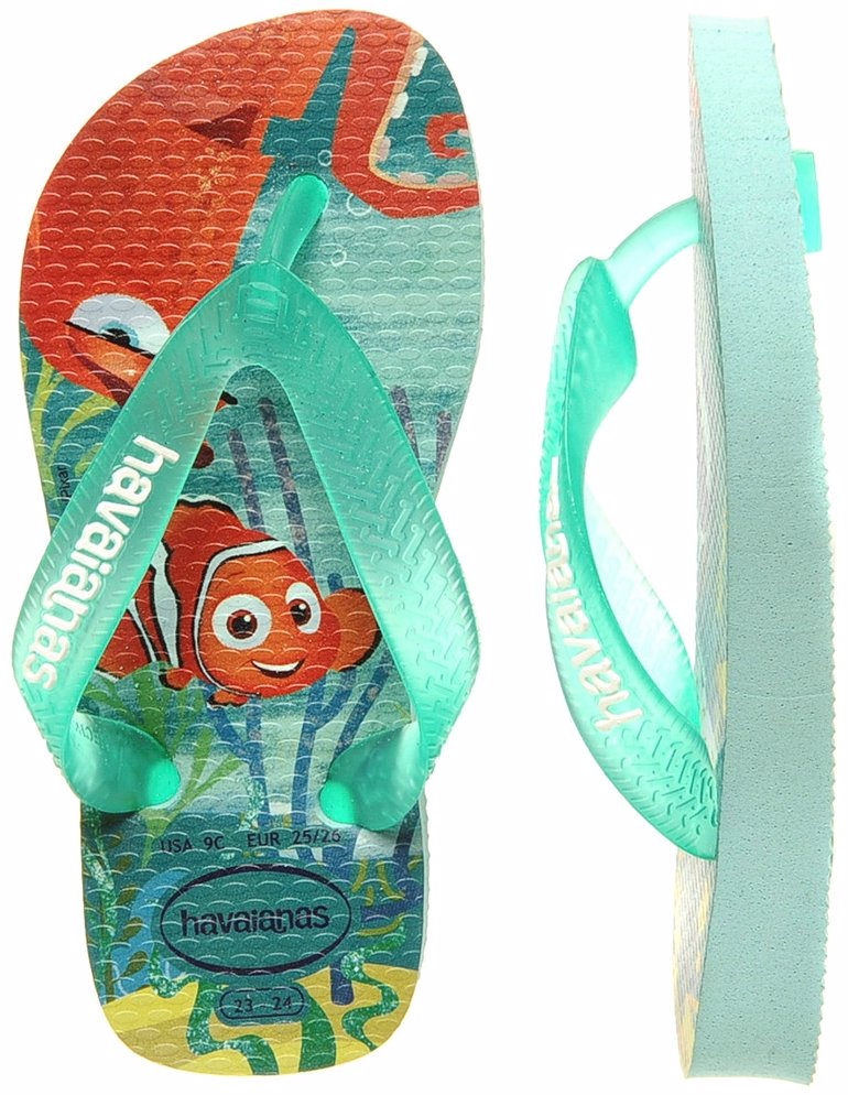 3430c1f4b Preview with Zoom. Havaianas. Ice Blue Nemo E Dory Thongs