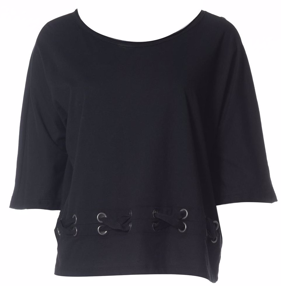 Cotton Top Black