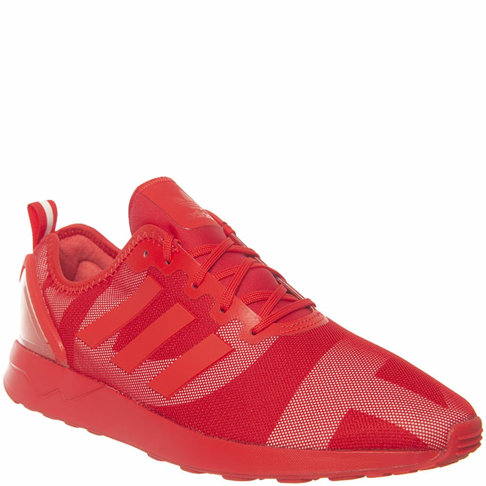 finest selection fec32 e8fe0 BuyInvite | Adidas Zx Flux ADV Sneakers Ray Red