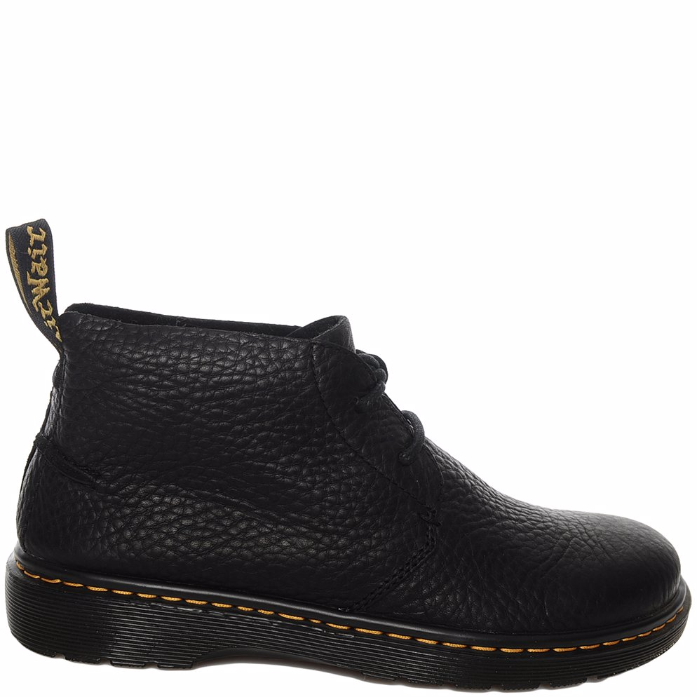 c63175e80271 Preview with Zoom. Dr Martens. Ember Grizzly Boot in Black