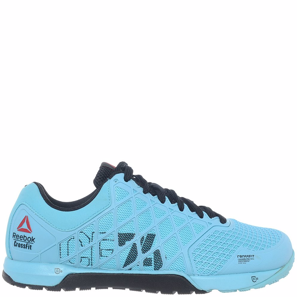 04fa55ab4d7c Preview with Zoom. Reebok. Mens R Crossfit Nano 4.0-Neon Blue Black