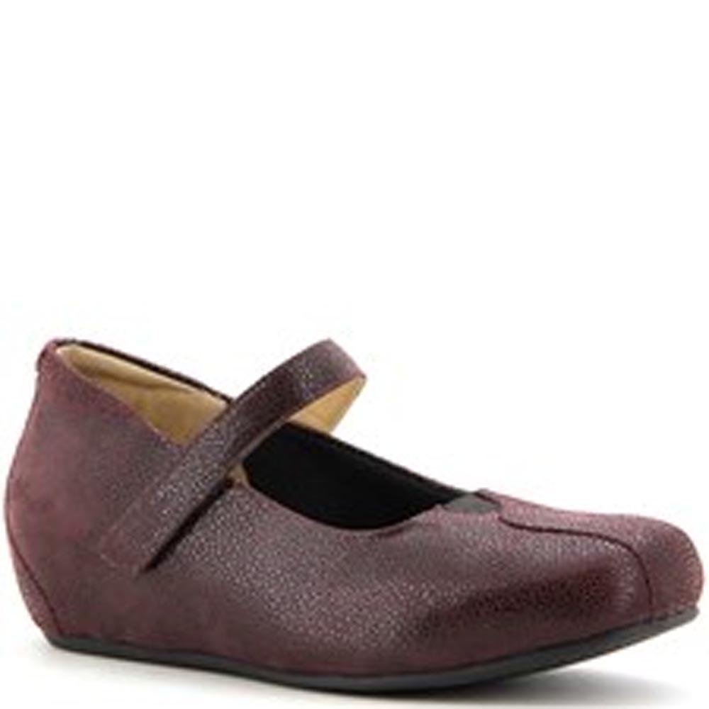 MYSALE   Ziera Shoes Wine Red Flats