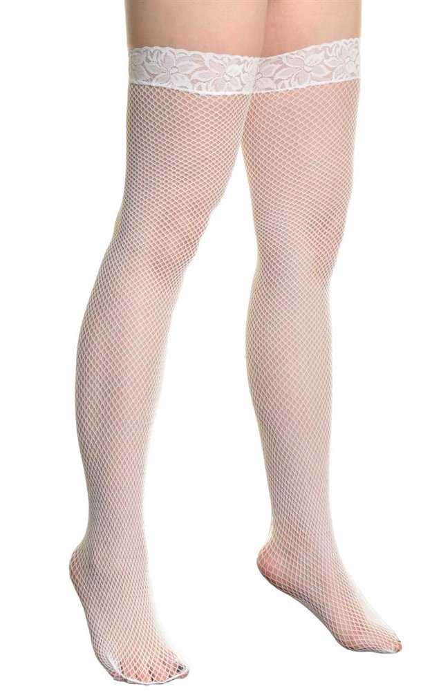 dab6dbd7470b9 BuyInvite | Angelina Intimates 6 Pack 6 Pack Fishnet Thigh High With ...