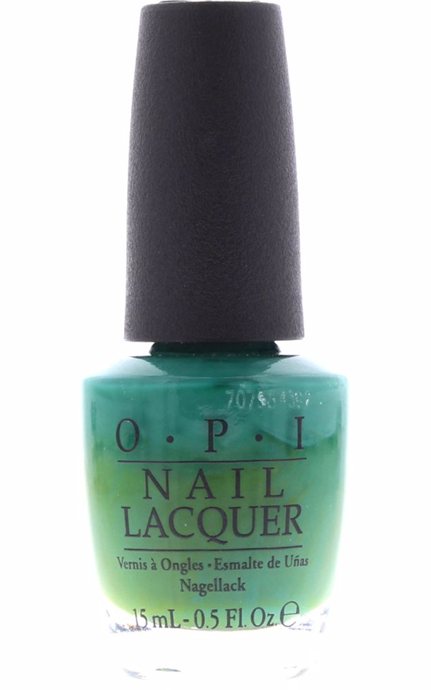 www.nzsale.co.nz — OPI Jade Is The New Black Nail Polish 15ml