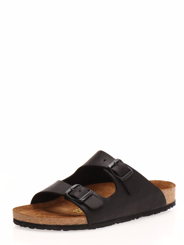 f16f12b25dd2 This product is not available. Preview with Zoom. Comfortfusse. Leather  Mens Bali Sandal Black