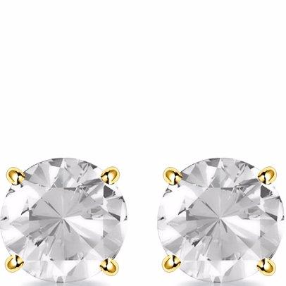 5a39169c3eb07f BuyInvite | Regal Jewellery Solid 10K Gold 2.00 Ctw Genuine White ...