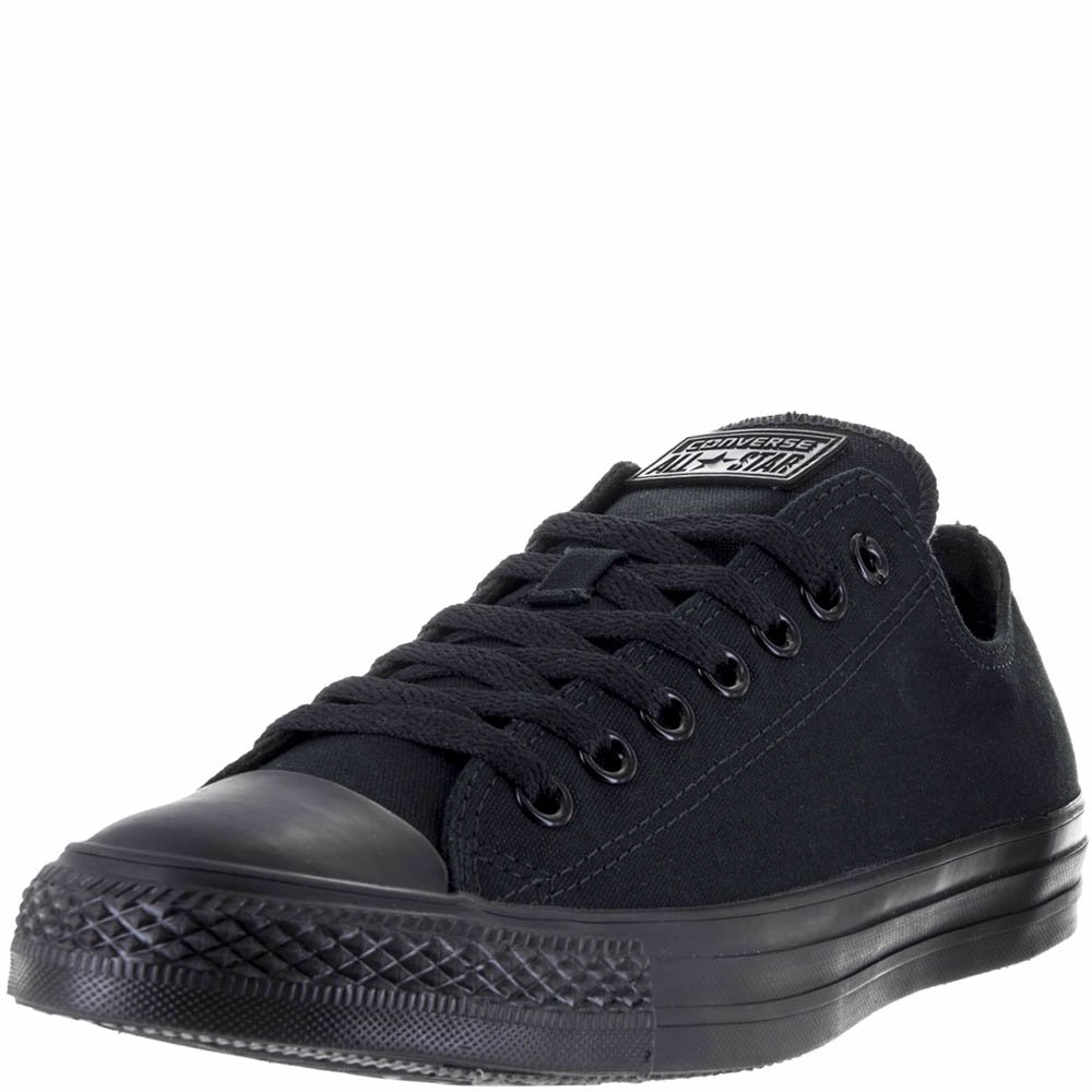 0301fe6782e0 Preview with Zoom. Converse. Black Mono Chrome Unisex Chuck Taylor All Star  Ox Basketball Shoe