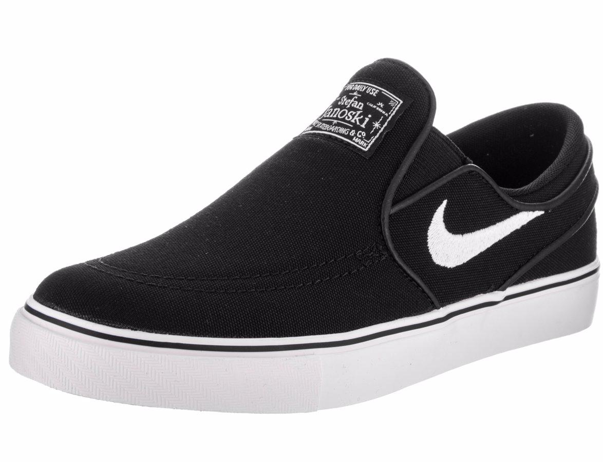 Nike Black \u0026 White Kids Stefan Janoski
