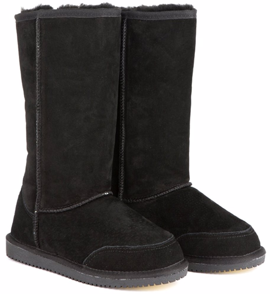 Preview with Zoom. Originals UGGs Australia. Boots Black Detailed Long