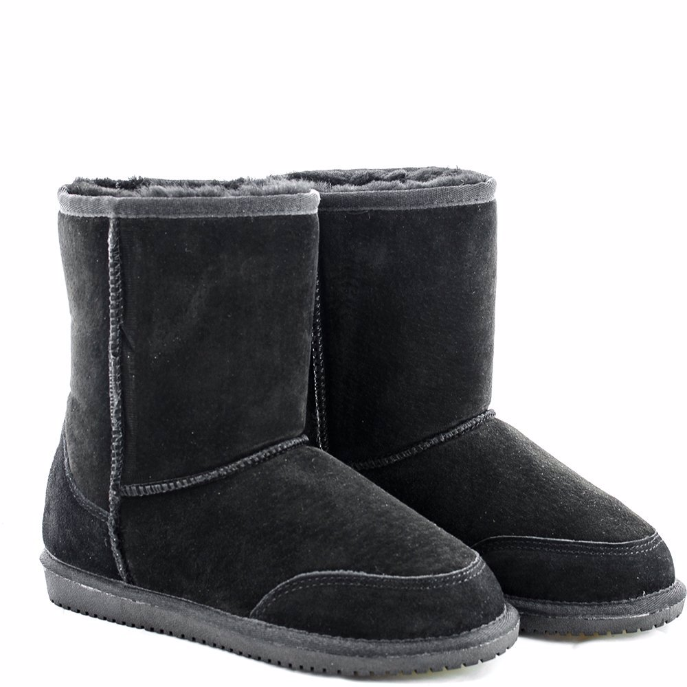 26f33683827 BuyInvite | Originals UGGs Australia Boots Black Detailed Mid