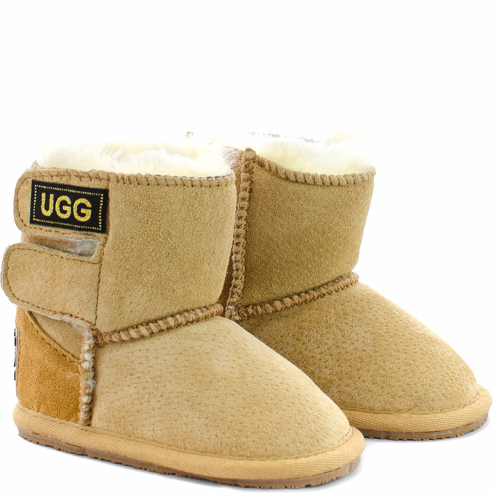 e616eddc0e3 BuyInvite | Originals UGGs Australia Kids Chestnut Hard Bootsies