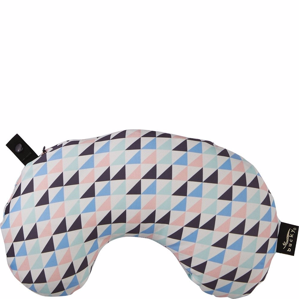 5e6784b6d419 Minnie Compact Neck Pillow - Geo Triangles