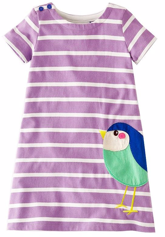 c7a2b7aa72a76 BuyInvite | Kids Casual Apparel Purple Girl'S Short Sleeeved Dress