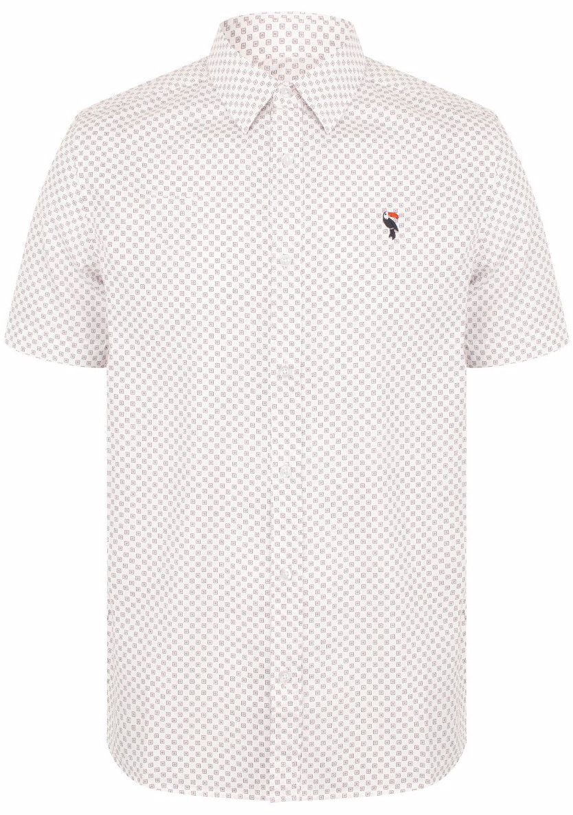 f74faa27 NZSALE | Independent Leaders Cotton Fashion Shirt in White