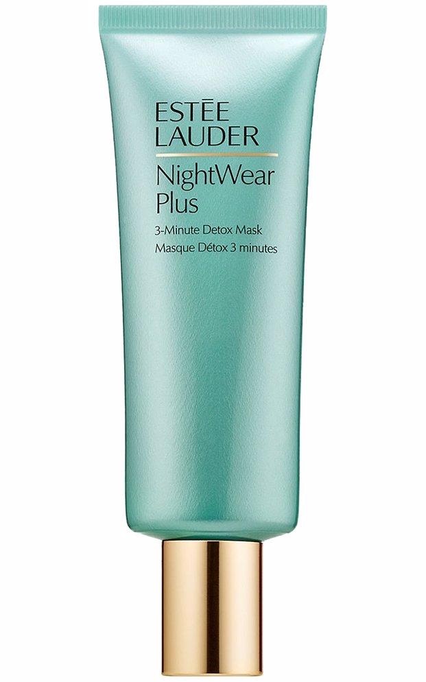 Estee Lauder Nightwear Plus 3 Minute Detox Mask 75ml Beautiful Women Preview With Zoom
