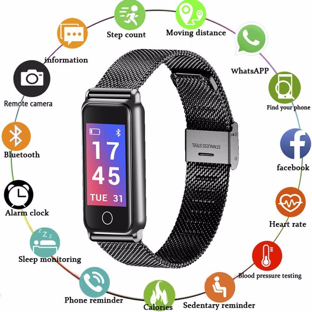 SINGSALE | Waterproof Fitness Activity Tracker with