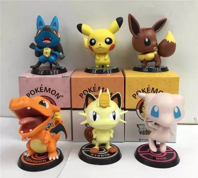 Pokemon Go 7-9cm