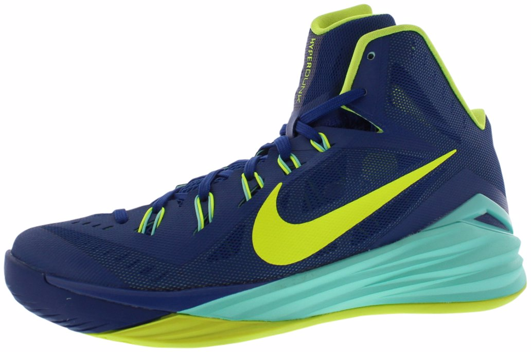 c6f60fa744c9 Preview with Zoom. Nike. Hyperdunk 2014 Basketball Shoes Gym Blue Hyper ...