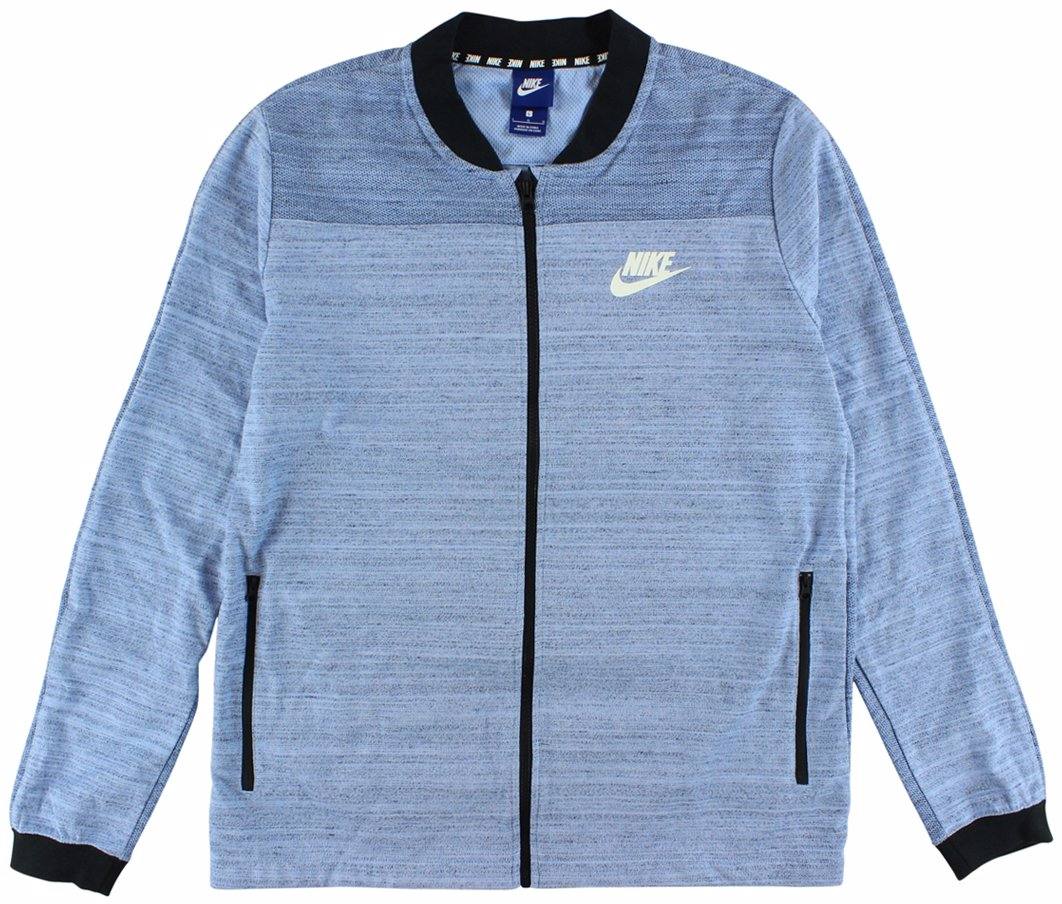 Preview with Zoom. Nike. Mens Sportswear Av15 Knit Jacket Light Blue d514f1c62