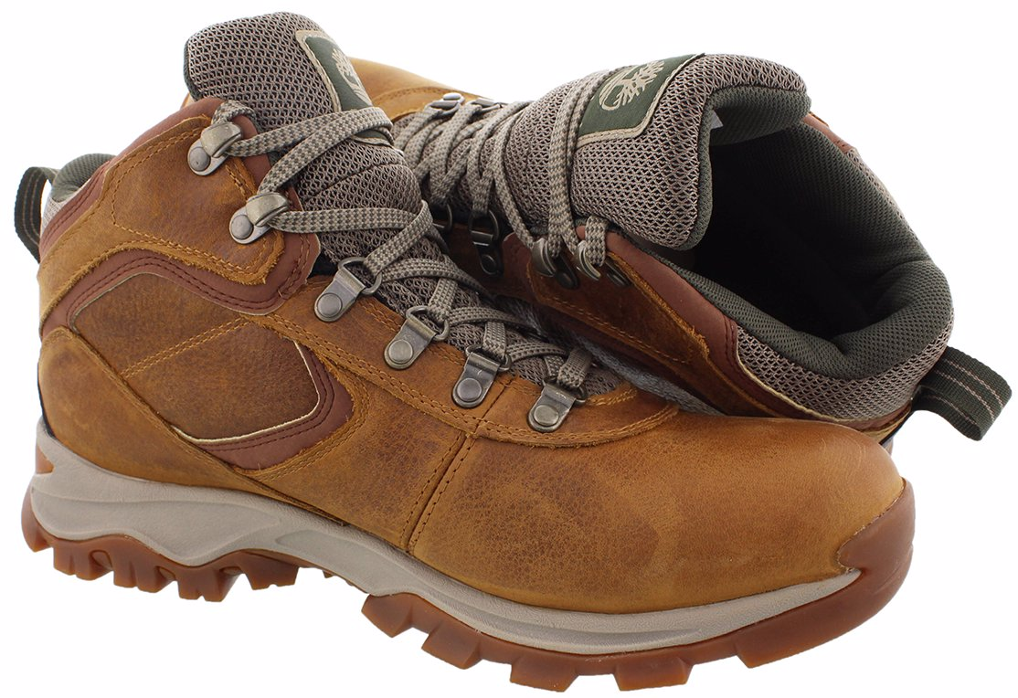 b0fed5b9004 Timberland Mt. Maddsen Mid Leather Wp Hiking Men Boot