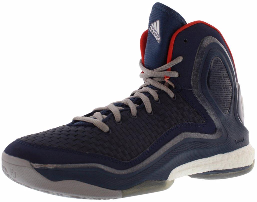 6b0386b101553 Adidas D. Rose 5.0 Basketball Gradeschool Boy's Shoes
