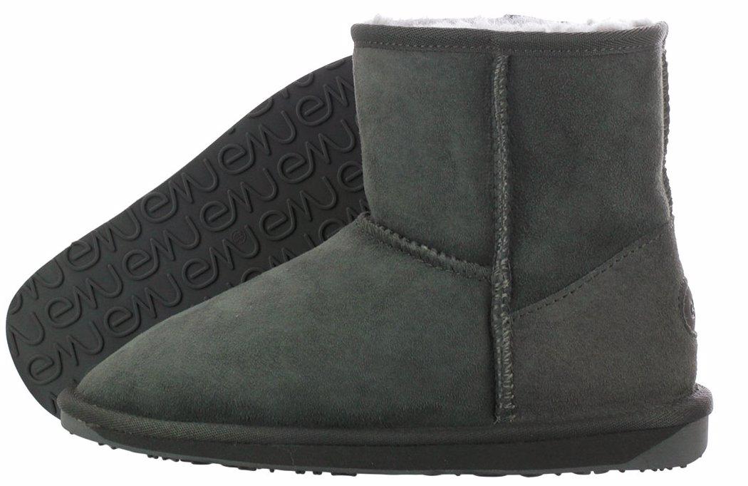 c9a2f0f2237 OZSALE | EMU Women's Sheepskin Boot Grey