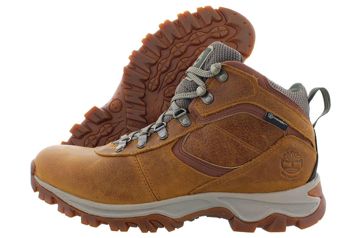 Timberland Mt. Maddsen Mid Leather Wp Hiking Men Boot