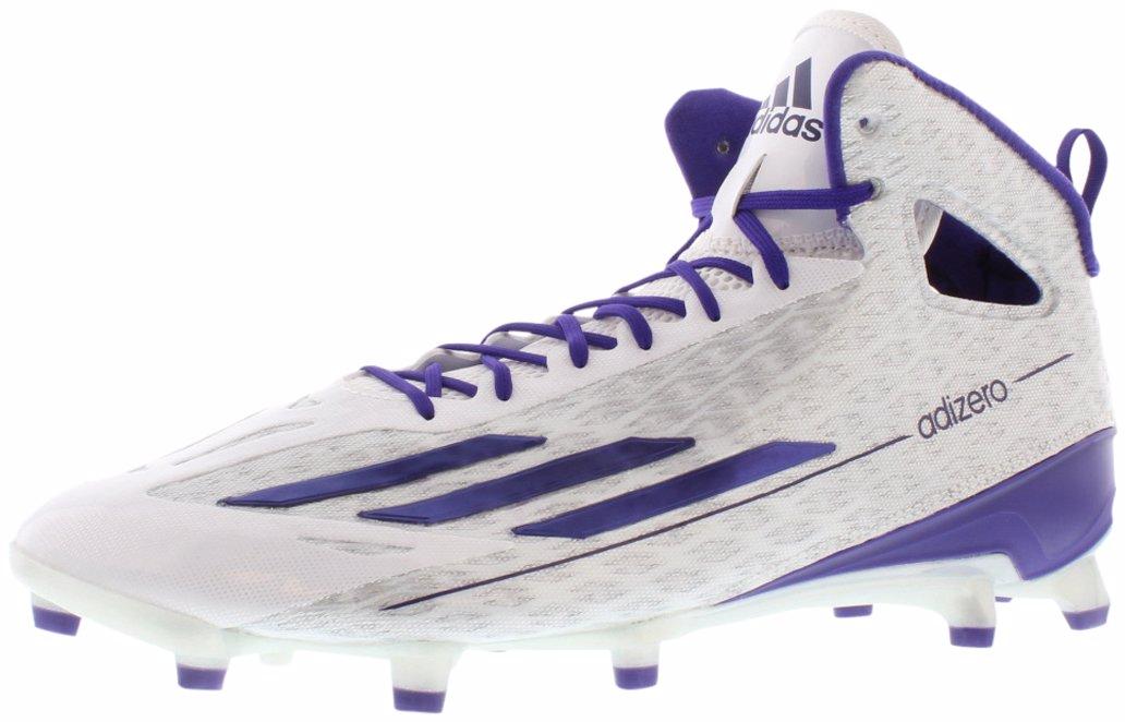 best website fbe45 c73ab OZSALE   Adidas Adizero 5-Star 4.0 Mid Football Men s Shoe