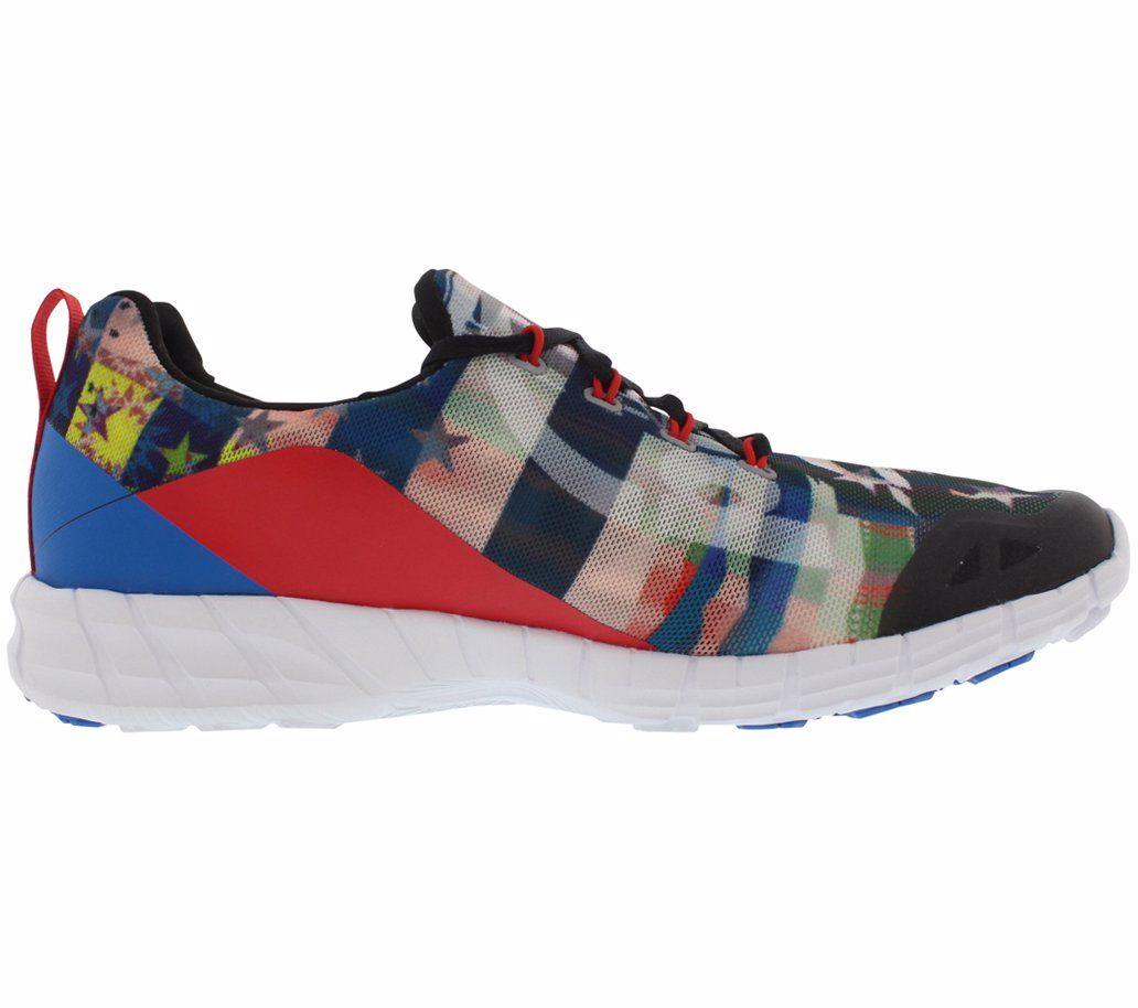 Owaheson Boys Girls Casual Lace-up Sneakers Running Shoes Colorful Butterflies