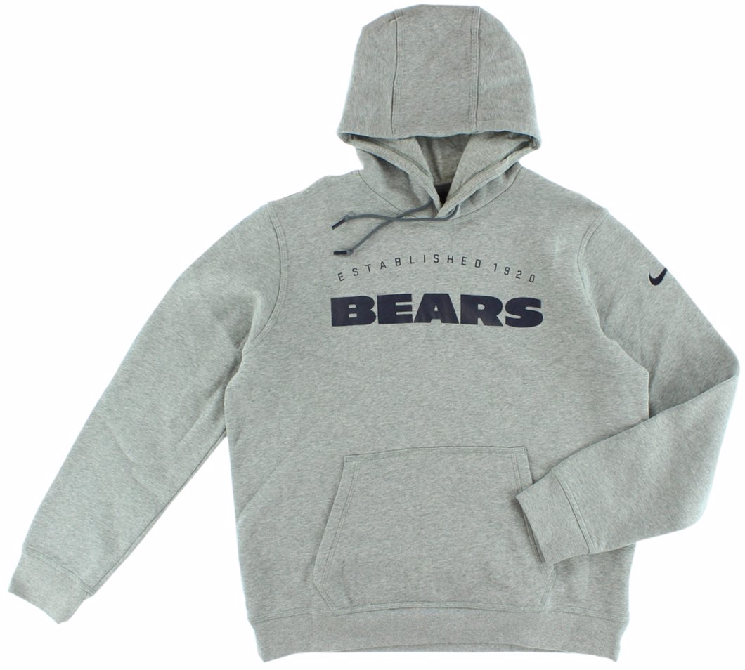 the best attitude b2caa 33b5d Chicago Bears Mens Hoodies Sweatshirts