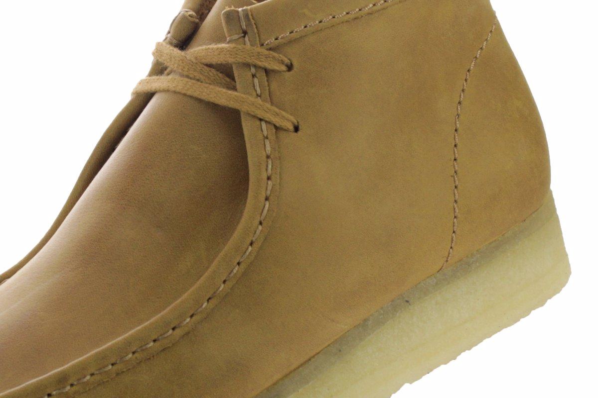 0381d0a4 Clarks Original Wallabee Boot 08397 Men