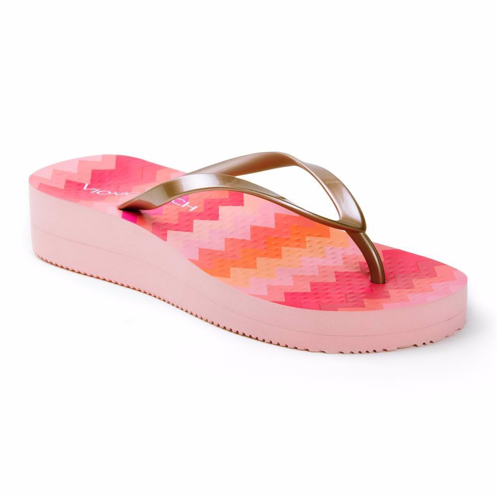ca831e408 BuyInvite | Vionic Coogee Wedge Toe Post Sandal
