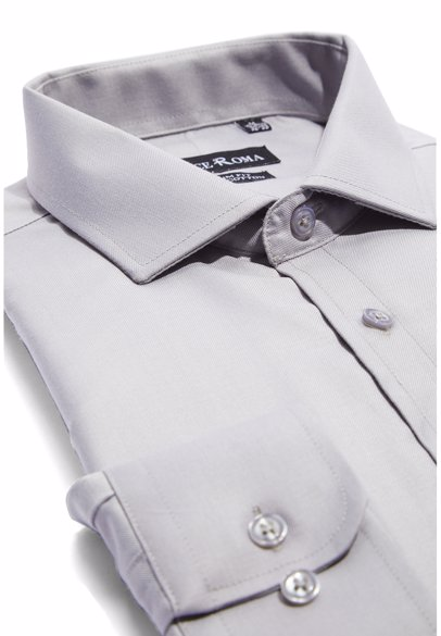 c0f20fd06 BuyInvite | Rosso Milano Dolce Roma Slim-Fit Stretch Men's Dress Shirt