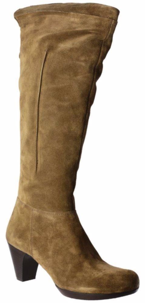 9980ff37fc216 BuyInvite | Riva Toucan Suede Ladies Boot