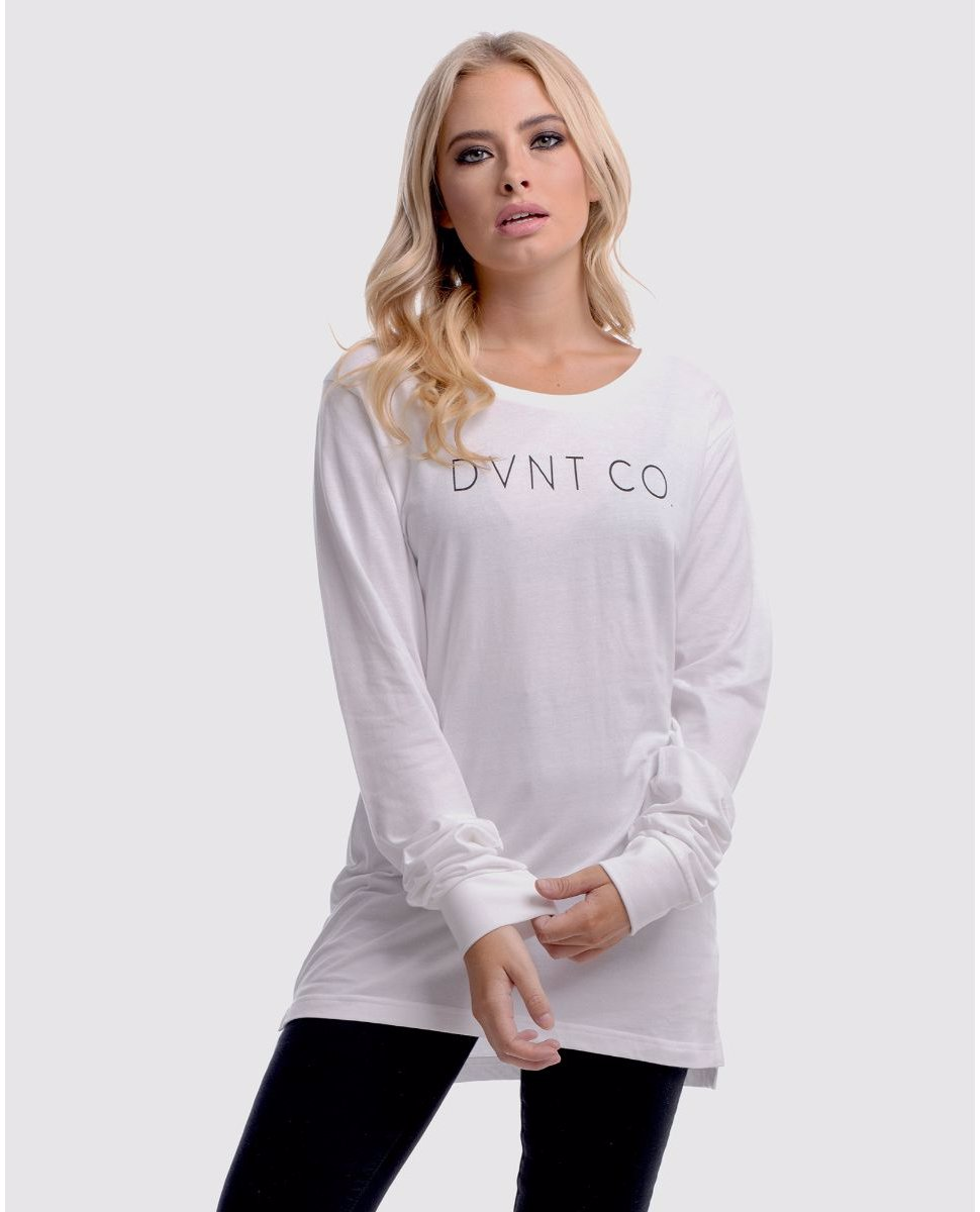 BuyInvite | DVNT The Co Long Sleeve - White