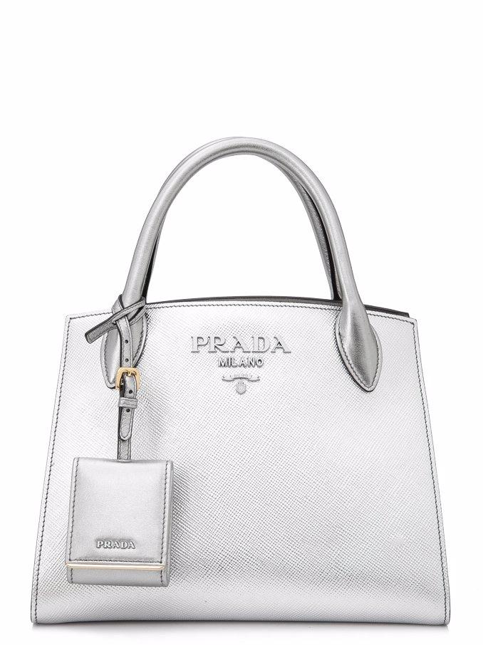 b6be79e96359 ... low price mysale.my u2014 prada prada saffiano cuir city calf  monochrome bag 26cm top