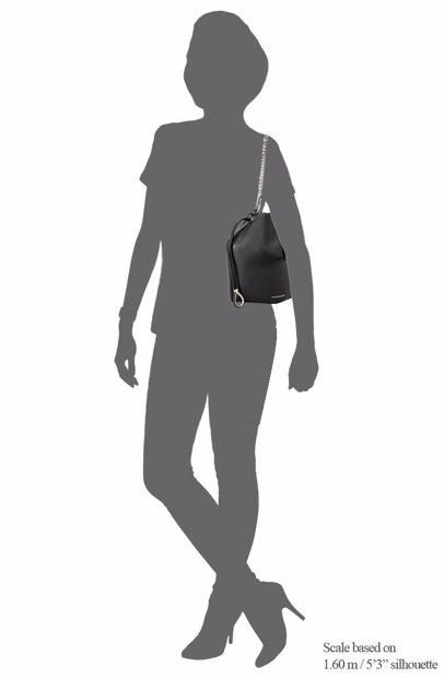 c801d577d8ec0 BuyInvite | ALEXANDER MCQUEEN Alexander McQueen The Bucket Bag Shoulder