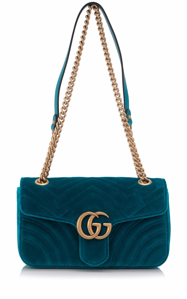 bf3a5b91d83 Preview with Zoom. GUCCI. Gucci GG Marmont Matelassé Small Bag Shoulder