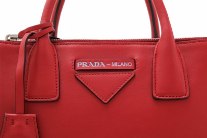 248f7d031cfe69 SINGSALE | PRADA Prada Grace Lux Concept Handbag 29cm Top Handle